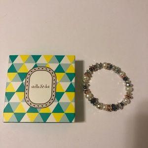 Stella & Dot Anda Intention Bracelet - Wisdom